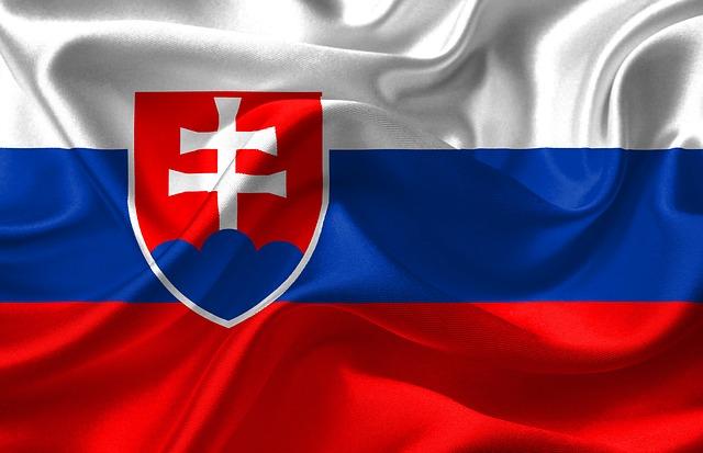 Slovensko vlajka 640