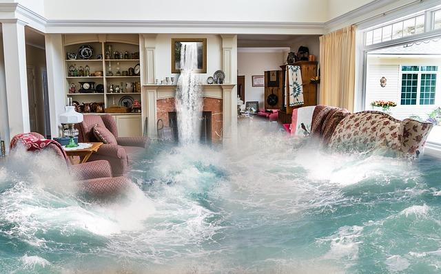 Záplava - malé
